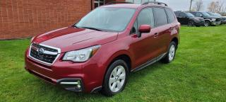 Used 2017 Subaru Forester i Convenience for sale in London, ON