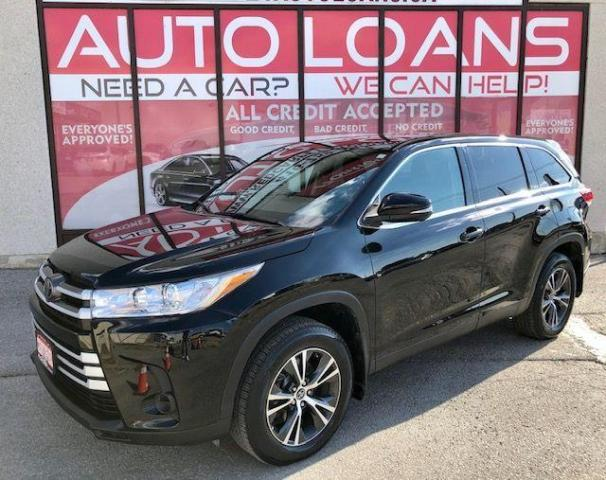 2019 Toyota Highlander LE-ALL CREDIT ACCEPTED