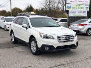 Used 2016 Subaru Outback 2.5i w/Touring Pkg for sale in Komoka, ON