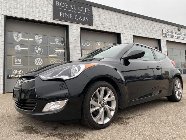 2017 Hyundai Veloster CERTIFIED HEATED SEATS REVERSE CAMERA ALLOY WHEELS