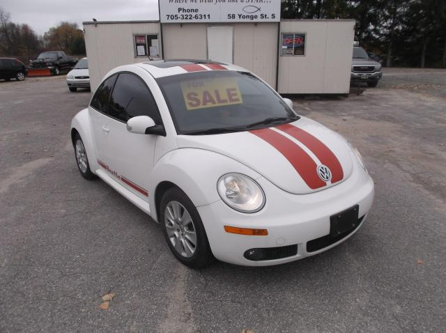 2010 Volkswagen Beetle NEW BETTLE