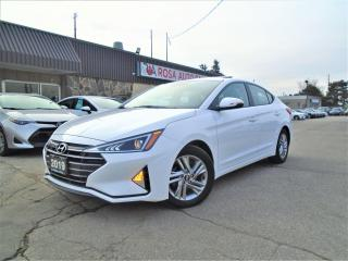 Used 2019 Hyundai Elantra AUTO 4DR SUNROOF 1OWNER NO ACCIDENT B-CAMERA B-TOO for sale in Oakville, ON