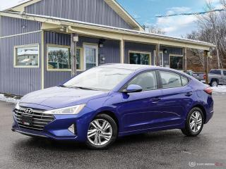 Used 2020 Hyundai Elantra Preferred w/Sun & Safety Package for sale in Orillia, ON