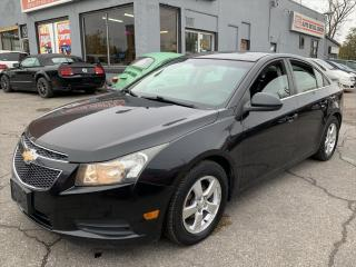 Used 2011 Chevrolet Cruze 2LT for sale in Whitby, ON