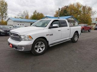 Used 2014 RAM 1500 BIG HORN 4X4 for sale in Madoc, ON