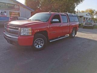 Used 2011 Chevrolet Silverado 1500 LS Crew Cab for sale in Madoc, ON