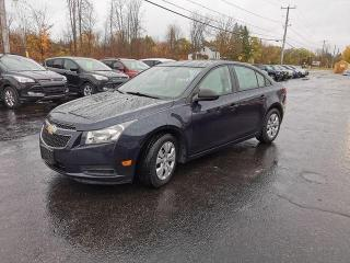 Used 2014 Chevrolet Cruze LS for sale in Madoc, ON