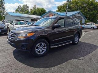 Used 2011 Hyundai Santa Fe GL 2.4 for sale in Madoc, ON