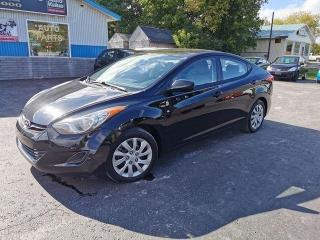 Used 2013 Hyundai Elantra GL for sale in Madoc, ON