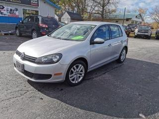 Used 2010 Volkswagen Golf COMFORTLINE for sale in Madoc, ON