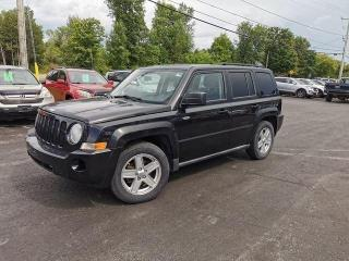 Used 2010 Jeep Patriot North 4X4 for sale in Madoc, ON