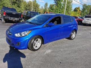 Used 2013 Hyundai Accent GL for sale in Madoc, ON