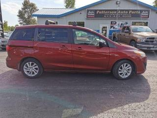 Used 2012 Mazda MAZDA5 GS for sale in Madoc, ON