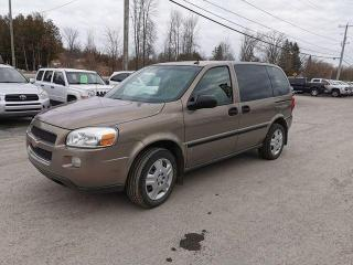 Used 2006 Chevrolet Uplander LS for sale in Madoc, ON