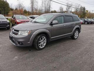 Used 2013 Dodge Journey R/T AWD for sale in Madoc, ON