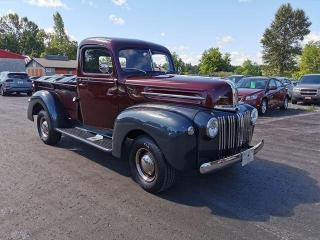 Used 1947 Ford F-100 for sale in Madoc, ON