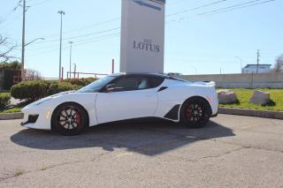 New 2020 Lotus Evora GT for sale in Oakville, ON