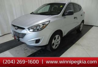 Used 2014 Hyundai Tucson GL *Collision Free!* for sale in Winnipeg, MB