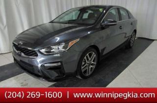 Used 2020 Kia Forte EX+ Sunroof *Collision Free!* for sale in Winnipeg, MB