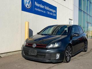 Used 2013 Volkswagen Golf GTI SPORT LEATHER PKG - 6SPD M/T for sale in Edmonton, AB