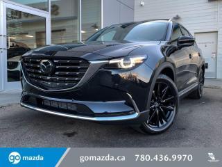 New 2021 Mazda CX-9 Kuro Edition for sale in Edmonton, AB