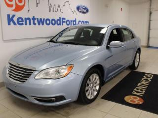 Used 2012 Chrysler 200 3 MONTH DEFERRAL! *oac | Touring | Heated Buckets | Auto for sale in Edmonton, AB