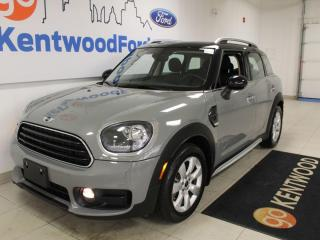 Used 2018 MINI Cooper Countryman Cooper All4 Countryman | Heated Leather | Sunroof | Low KMs for sale in Edmonton, AB