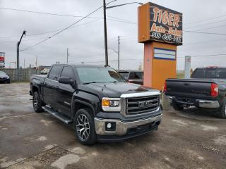 Used 2014 GMC Sierra 1500 SLE**CREW CAB**ONLY 90KMS**WHEELS*CERTIFIED for sale in London, ON