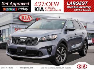 Used 2020 Kia Sorento EX+ V6 for sale in Etobicoke, ON