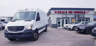 Used 2014 Mercedes-Benz Sprinter EXT for sale in Oakville, ON