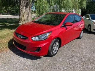 Used 2012 Hyundai Accent GL for sale in Oshawa, ON