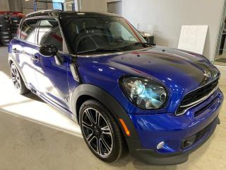 Used 2016 MINI Cooper Countryman S for sale in Red Deer, AB