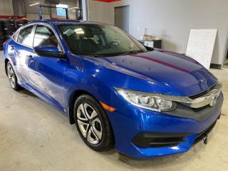 Used 2017 Honda Civic SEDAN LX for sale in Red Deer, AB