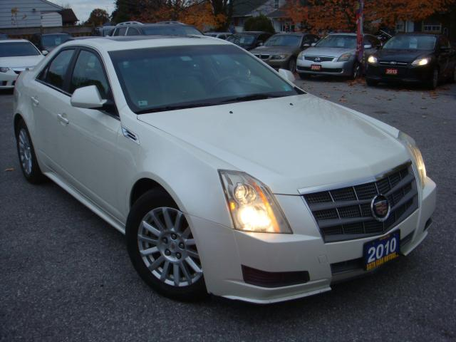 2010 Cadillac CTS Luxury Collection RWD