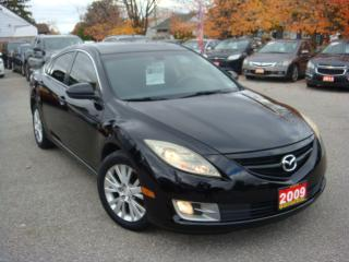 Used 2009 Mazda MAZDA6 GS for sale in Ajax, ON