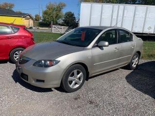 Used 2008 Mazda MAZDA3 GS for sale in Oshawa, ON