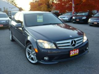 Used 2010 Mercedes-Benz C-Class C 350 for sale in Ajax, ON