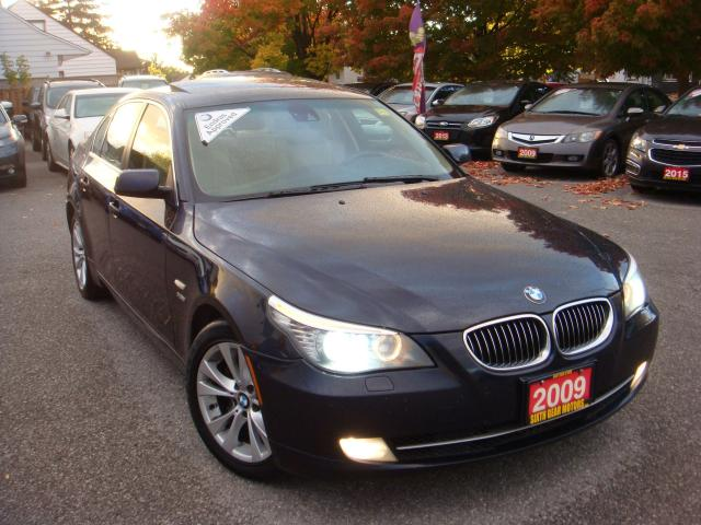 2009 BMW 5 Series 535i xDrive