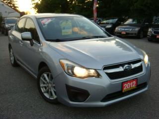 Used 2012 Subaru Impreza 2.0i w/Touring Pkg for sale in Ajax, ON