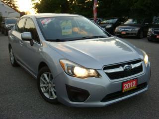 Used 2012 Subaru Impreza 2.0i w/Touring Pkg for sale in Ajax, ON