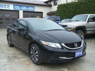 Used 2014 Honda Civic EX, 5 Speed for sale in Beaverton, ON