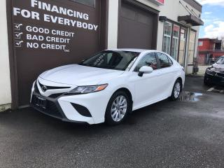 Used 2018 Toyota Camry SE for sale in Abbotsford, BC