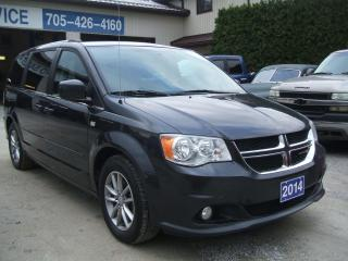Used 2014 Dodge Grand Caravan 30TH ANNIVERSARY EDITION for sale in Beaverton, ON