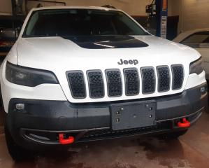 Used 2020 Jeep Cherokee Trailhawk Elite for sale in Orillia, ON