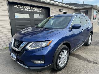 Used 2019 Nissan Rogue SV - All Wheel Drive with Panoramic Sunroof! for sale in Kingston, ON