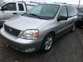 Used 2005 Ford Freestar SEL for sale in Pickering, ON