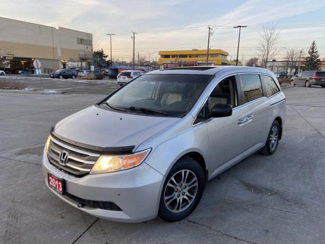 2013 Honda Odyssey EX-L,8 Passengers, Leather, 3/Y Warranty available