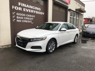 Used 2019 Honda Accord LX for sale in Abbotsford, BC