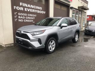Used 2019 Toyota RAV4 LE for sale in Abbotsford, BC
