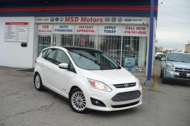 2016 Ford C-MAX SEL